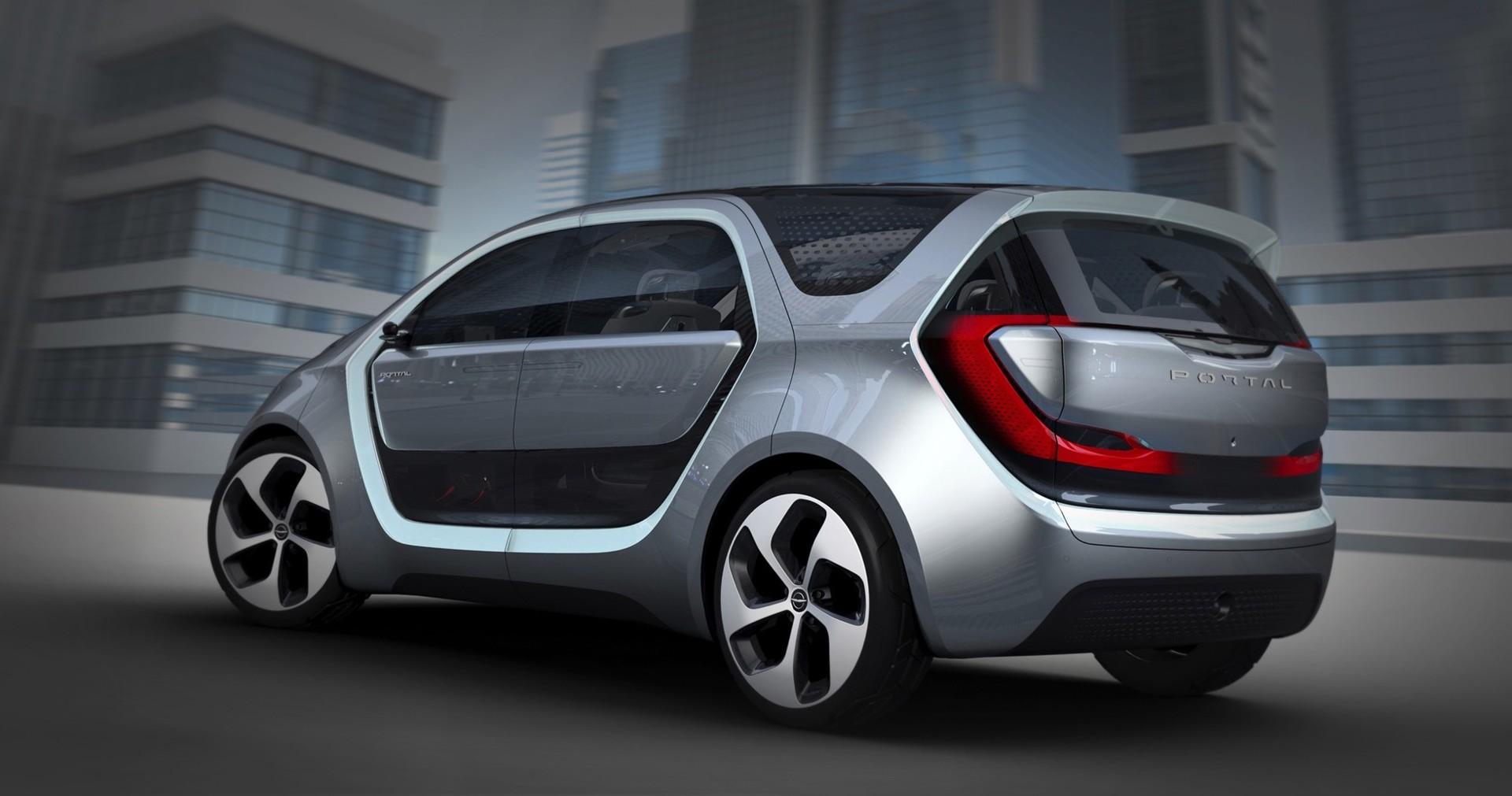 Будущее автомобилей на CES 2017 - 11