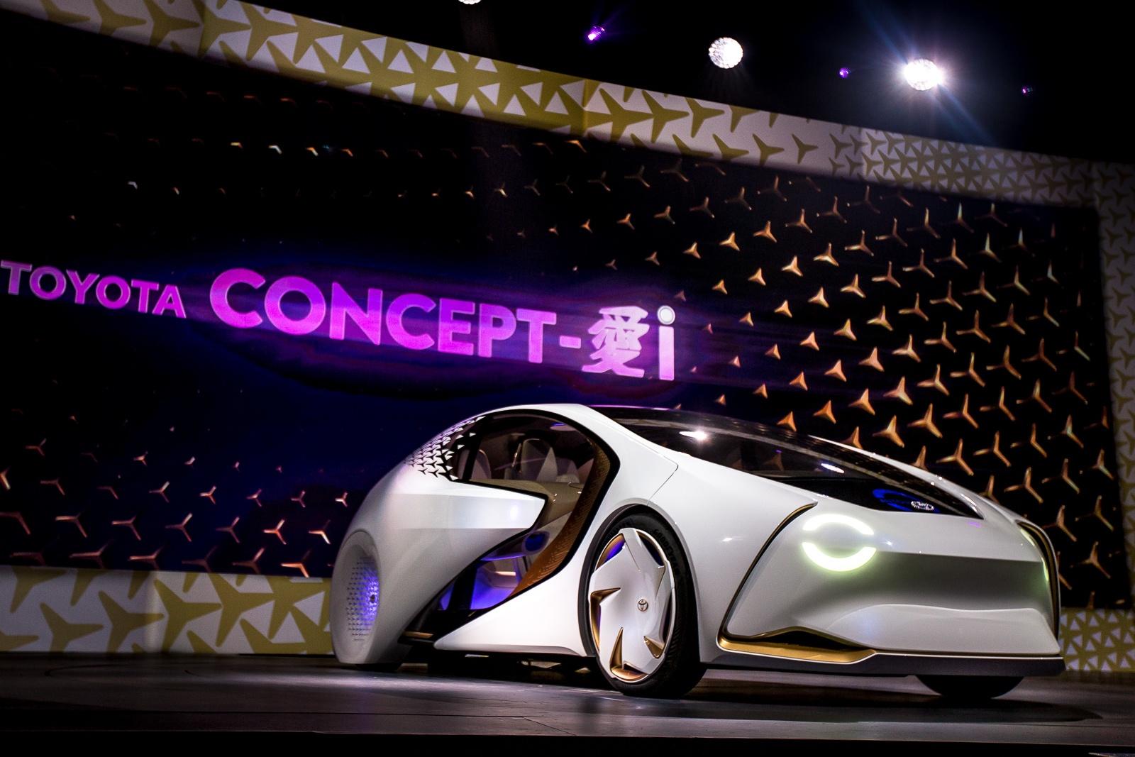 Будущее автомобилей на CES 2017 - 16