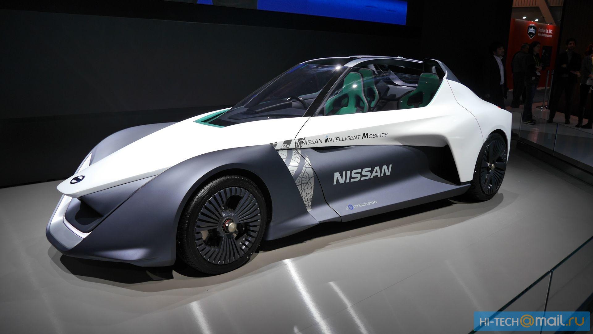 Будущее автомобилей на CES 2017 - 17