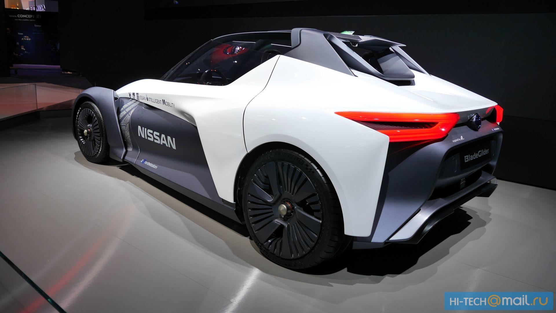 Будущее автомобилей на CES 2017 - 18
