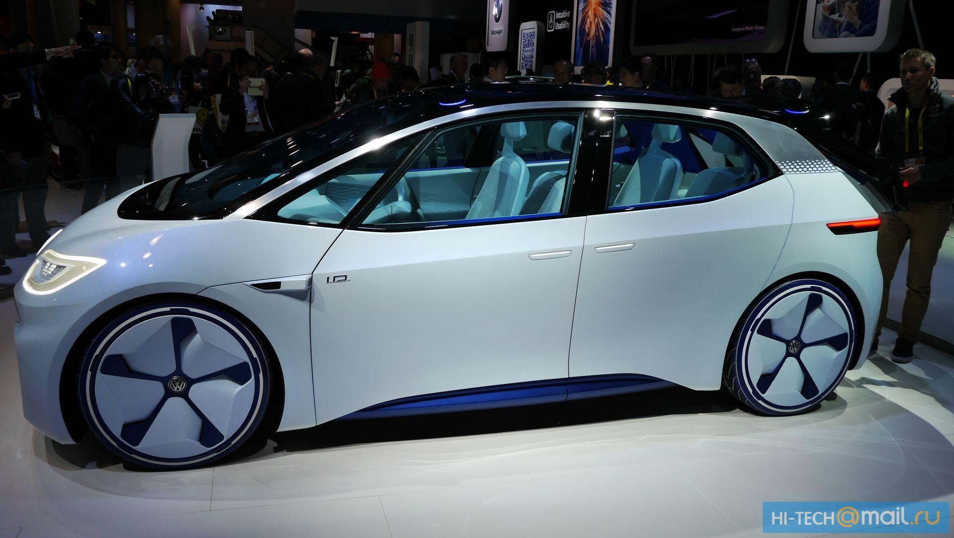 Будущее автомобилей на CES 2017 - 20