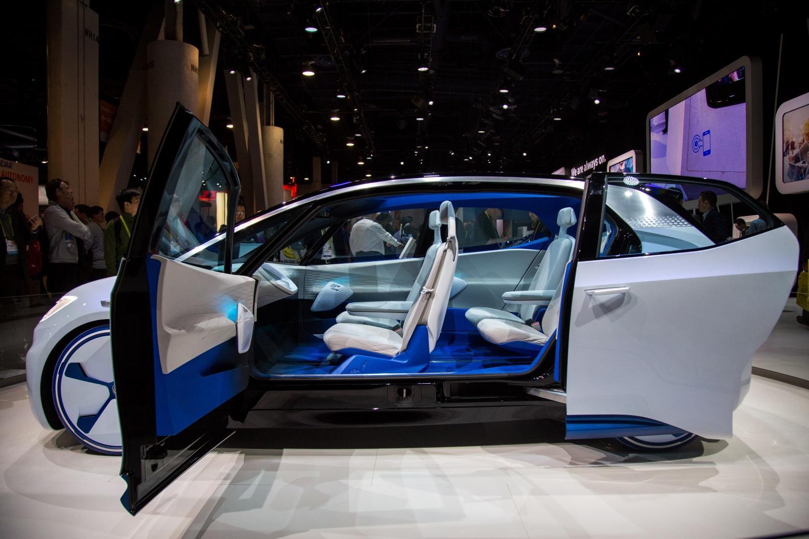 Будущее автомобилей на CES 2017 - 21