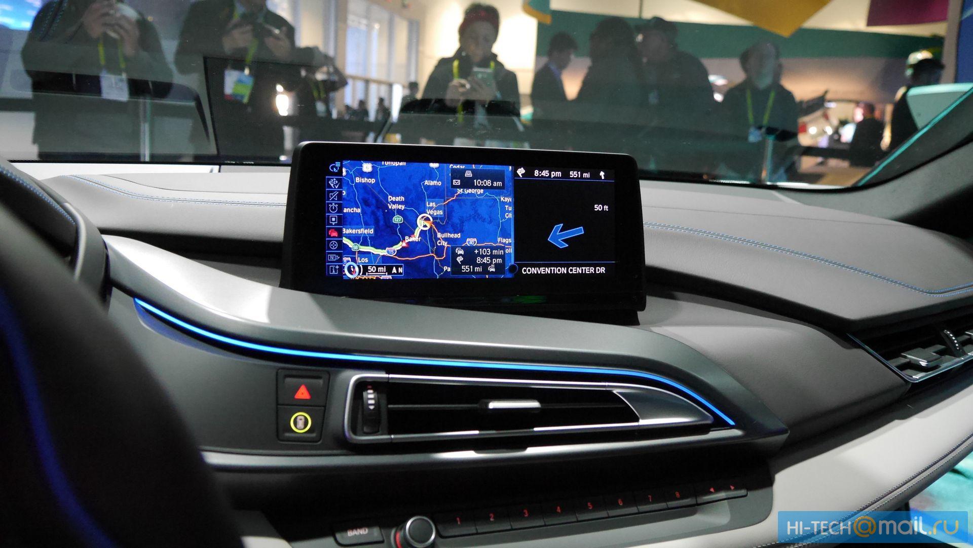 Будущее автомобилей на CES 2017 - 5