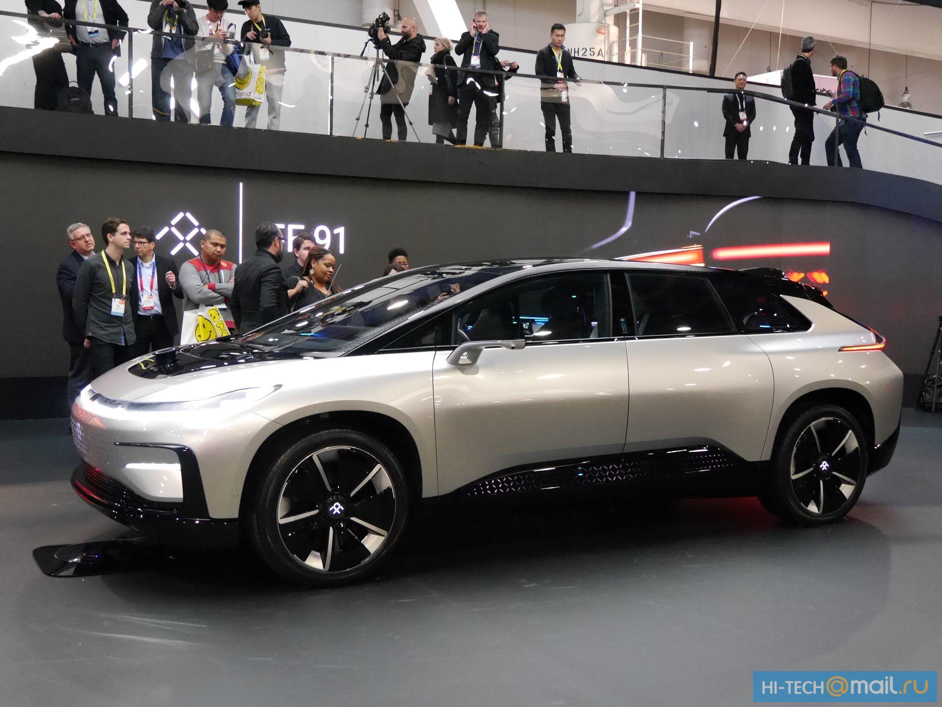 Будущее автомобилей на CES 2017 - 9