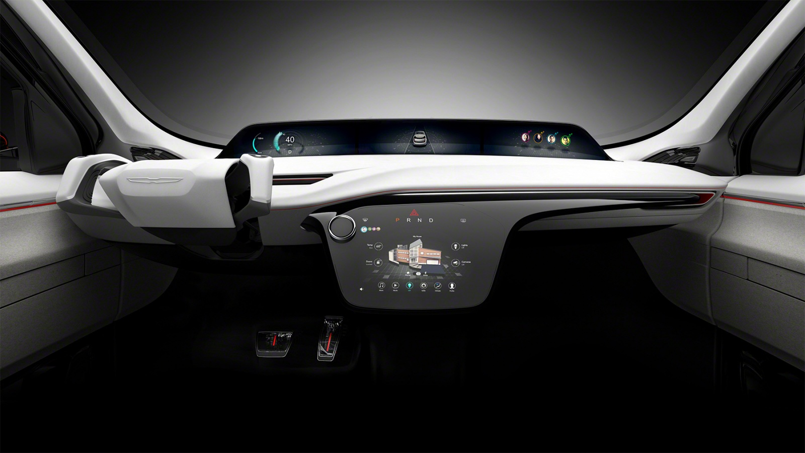 Будущее автомобилей на CES 2017 - 1