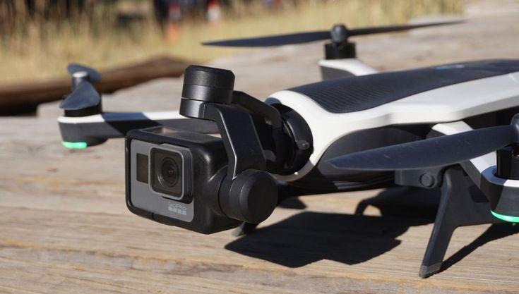 GoPro раскроет результаты расследования проблемы с дронами Karma в следующем месяце
