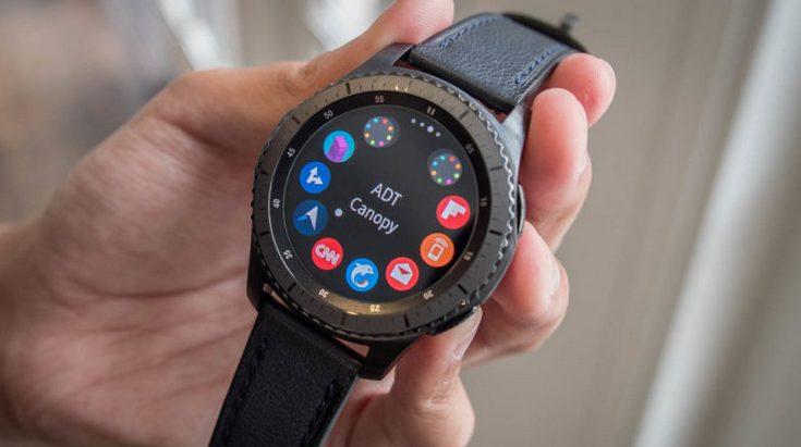 Samsung выпустила приложение для умных часов Gear для iOS