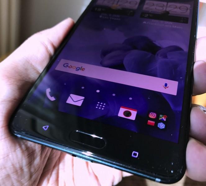 Смартфон HTC U Ultra получит новый дизайн