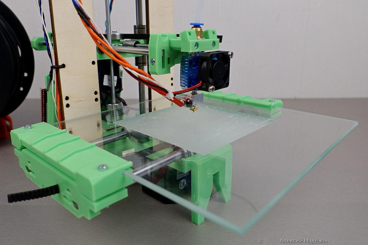 Модульный 3D-принтер «3D-Старт» как источник интереса 3D-кошки - 8