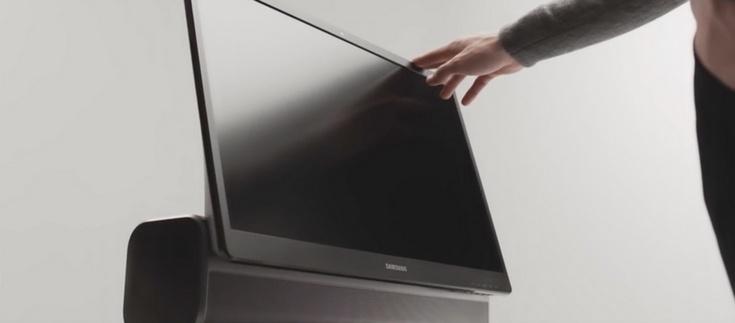 Samsung показала необычный моноблок, но не назвала дату старта продаж