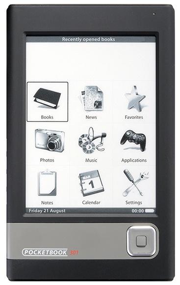 Вся история PocketBook в одной статье: от PocketBook 301 2008 года до новой линейки осени 2016 года - 2
