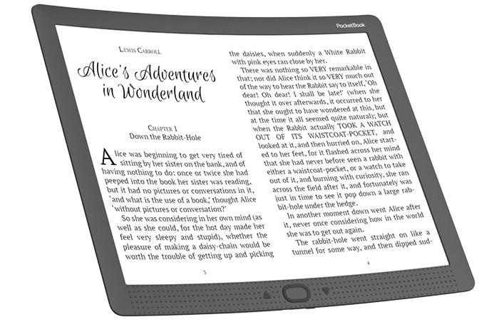 Вся история PocketBook в одной статье: от PocketBook 301 2008 года до новой линейки осени 2016 года - 28