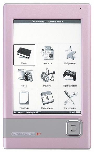 Вся история PocketBook в одной статье: от PocketBook 301 2008 года до новой линейки осени 2016 года - 3