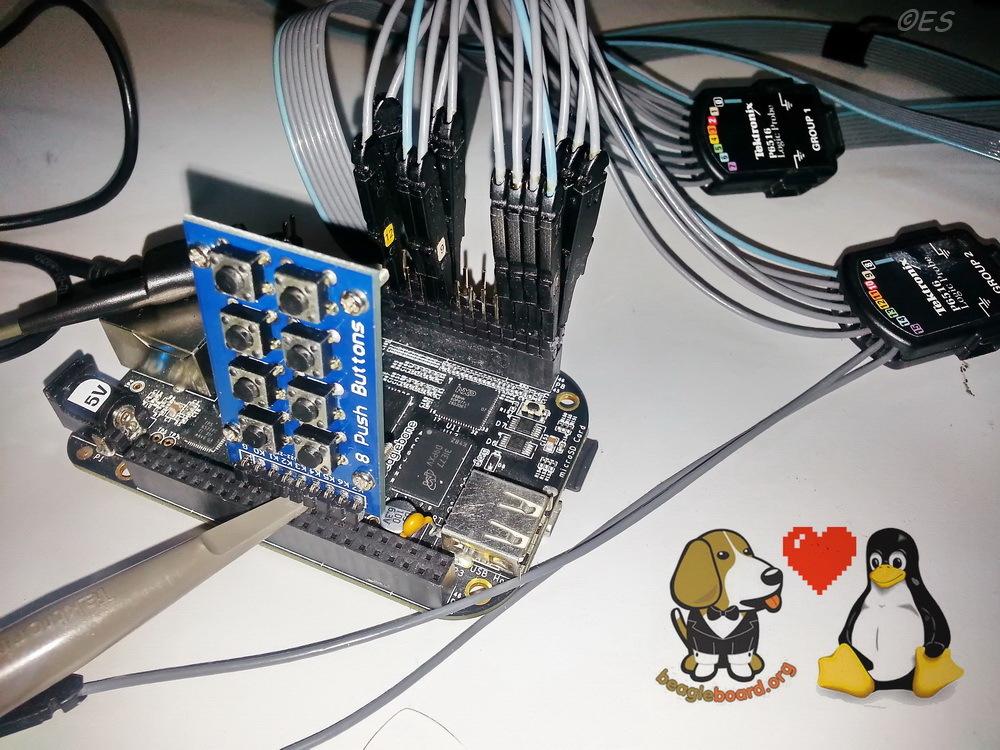Real-time BeagleBone: использование высокоскоростных выводов - 13