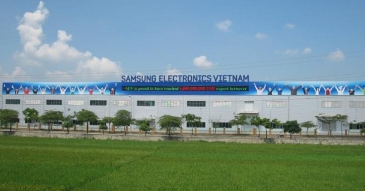 Samsung увеличит инвестиции во Вьетнаме