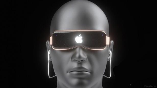 Apple выпустит очки дополненной реальности