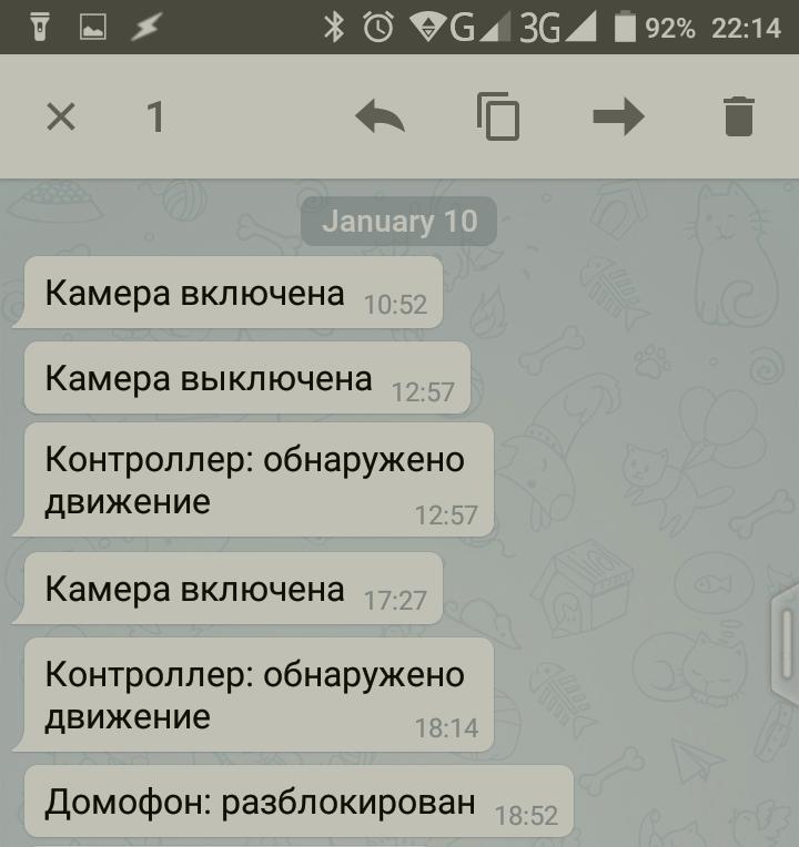 Мне телеграмма - 19