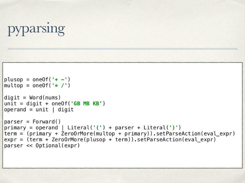 Работа с DSL: создание собственного анализатора с использованием библиотек Python - 13