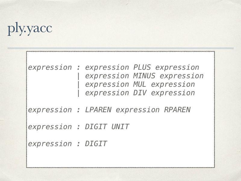 Работа с DSL: создание собственного анализатора с использованием библиотек Python - 9