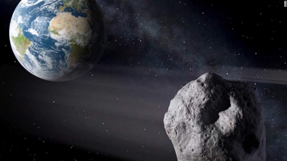 Рядом с Землей пролетел астероид, обнаруженный всего два дня назад - 2