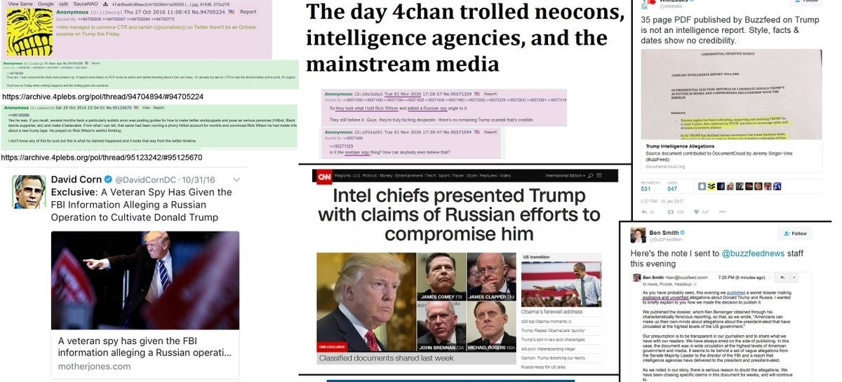 Тот день, когда аноним с 4chan затроллил разведывательные агентства и мировые СМИ - 1