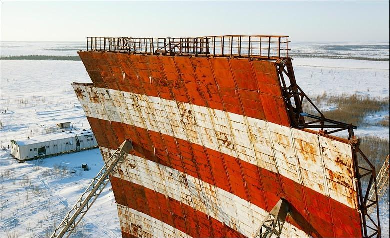 Волна уходит за горизонт: советская тропосферная радиорелейная линия связи «Север» - 16