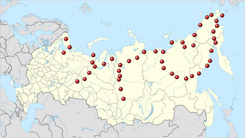 Волна уходит за горизонт: советская тропосферная радиорелейная линия связи «Север» - 4