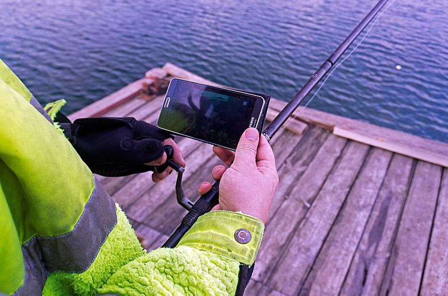 Гаджет для ловли рыбы из мест, где она реально есть - 11