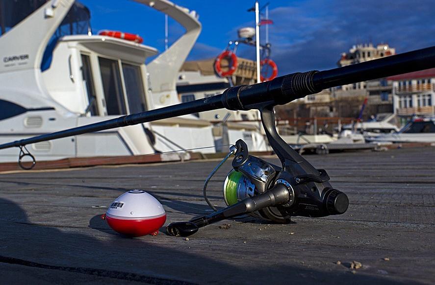Гаджет для ловли рыбы из мест, где она реально есть - 3