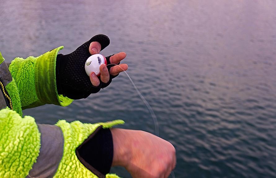 Гаджет для ловли рыбы из мест, где она реально есть - 6