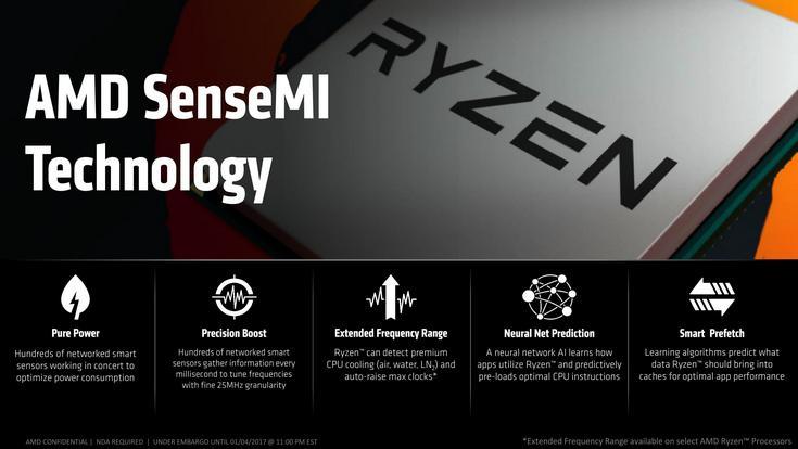 Младшие CPU Ryzen будут иметь четыре ядра и четыре потока