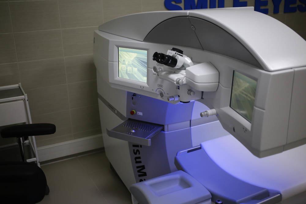 Оборудование операционной для коррекции зрения - 61