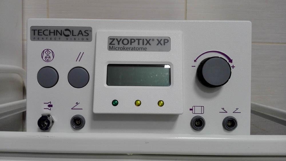 Оборудование операционной для коррекции зрения - 9