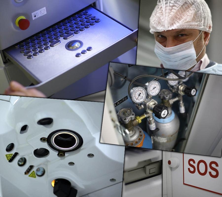 Оборудование операционной для коррекции зрения - 1