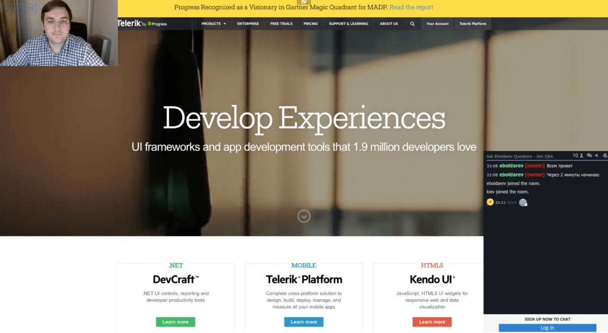 Обзор кросс-платформенных решений для разработки мобильных приложений - 4