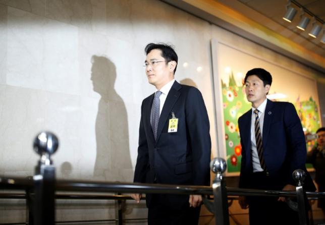 Глава Samsung может сесть в тюрьму