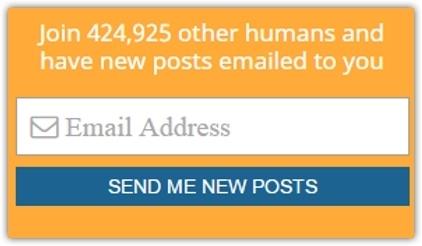 Форма подписки: как эффективно собрать базу адресов - 16