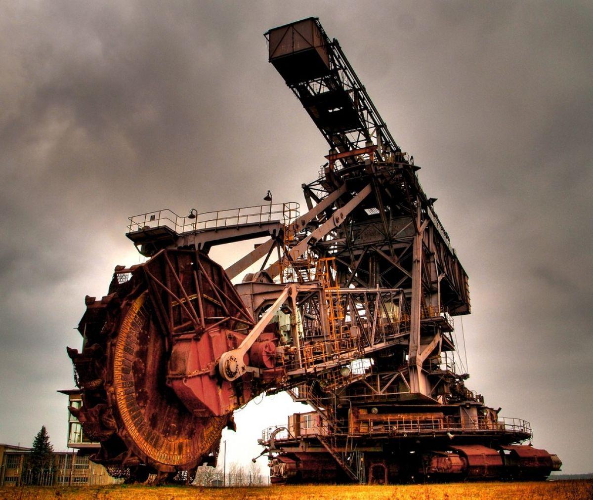 Мегаконструкции. Крупнейший в мире экскаватор Bagger 293 - 7