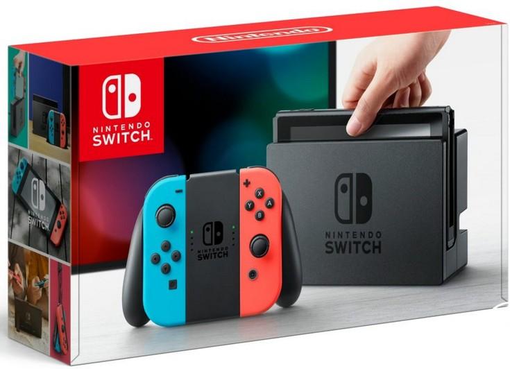 Nintendo Switch появится в продаже в начале марта
