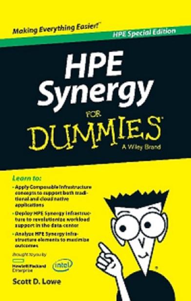 Про HPE Synergy – часть V. Управление - 9