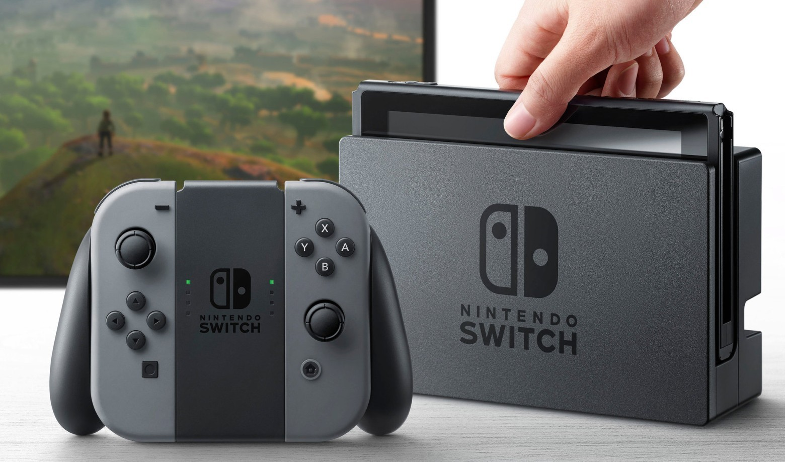 Состоялась презентация Nintendo Switch c контроллерами в стиле Wii - 1