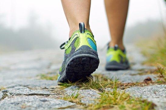 Человек должен ходить не меньше 20 минут в день
