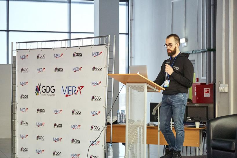 GDG DevFest Нижний Новгород 2016: как это было - 13
