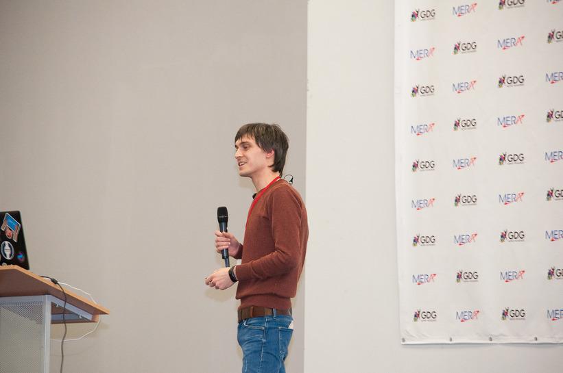 GDG DevFest Нижний Новгород 2016: как это было - 18