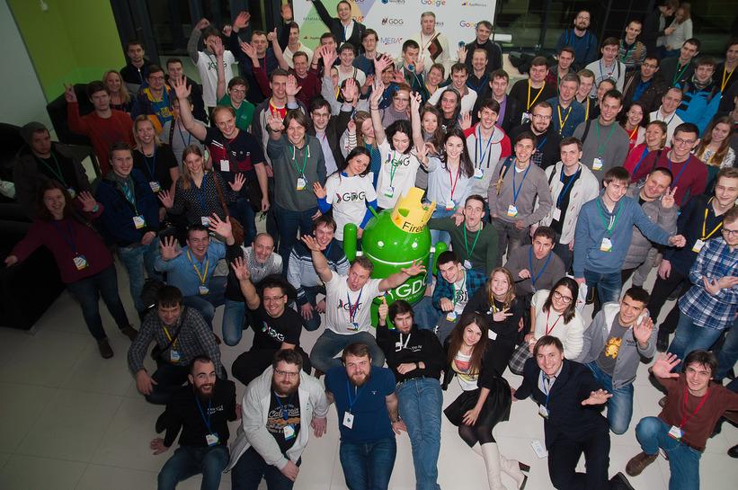GDG DevFest Нижний Новгород 2016: как это было - 25