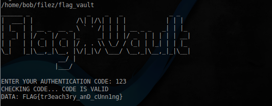 VulnHub: Реверсим всё что можно в DC416 Baffle - 11