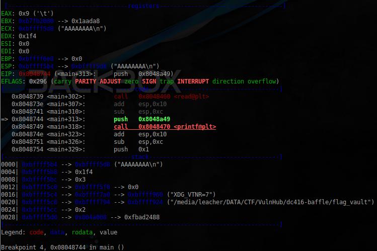 VulnHub: Реверсим всё что можно в DC416 Baffle - 12