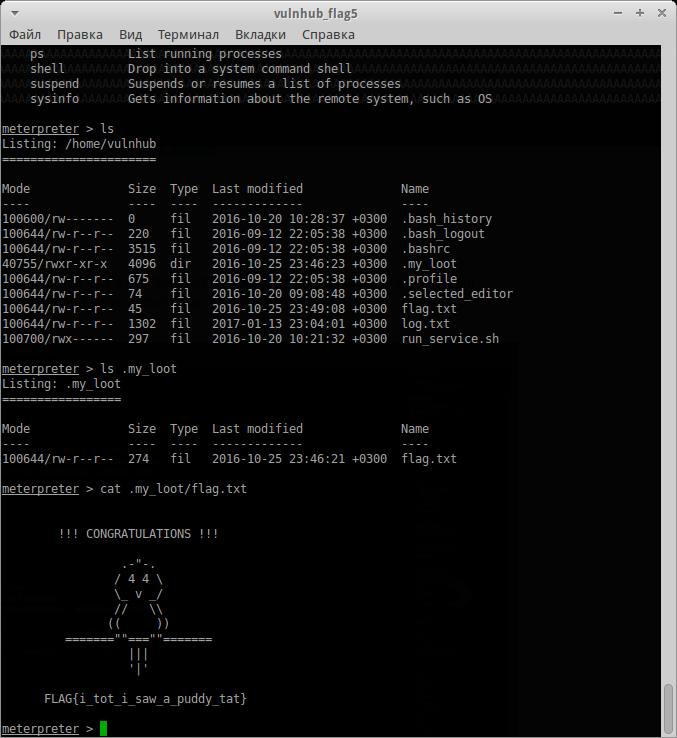 VulnHub: Реверсим всё что можно в DC416 Baffle - 18