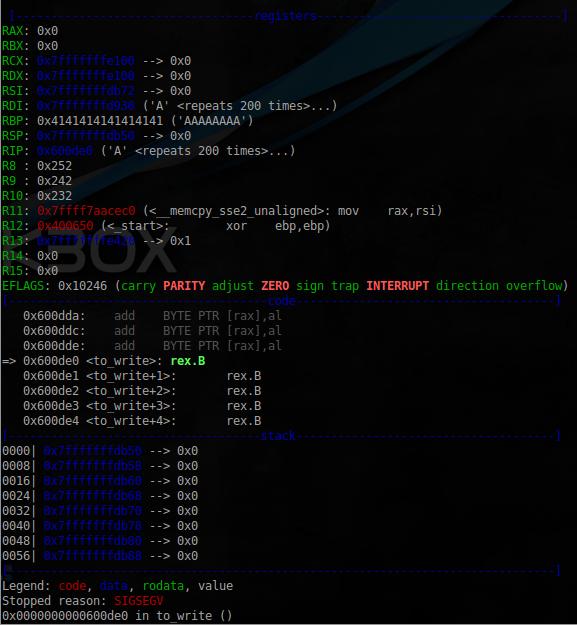 VulnHub: Реверсим всё что можно в DC416 Baffle - 6